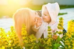 Что можно дать месячному ребенку при аллергии