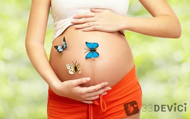аллергия во время беременности