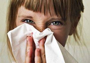 респираторный аллергоз у детей лечение