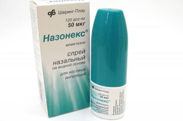 Капли в нос от аллергии гормональные препараты