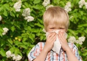 детский сироп от аллергии