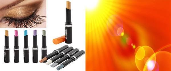 косметика и солнечные лучи как причины аллергии