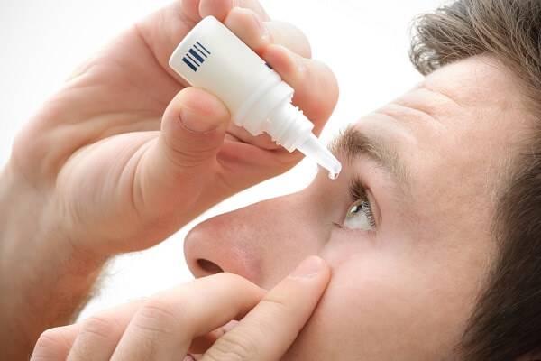 Общие правила применения глазных капель