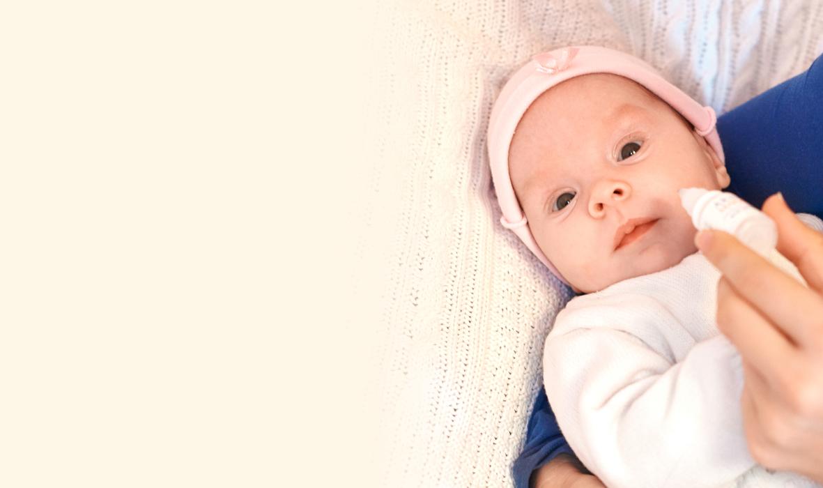 капли от аллергии для новорожденных