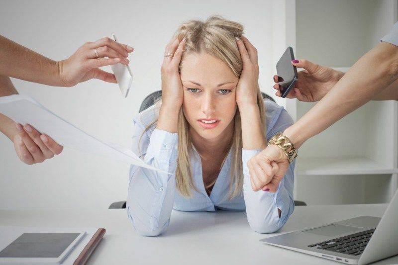 Зуд после стресса