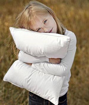 Детская гипоаллергенная подушка