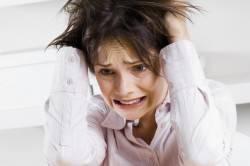 Стресс как причина себорейного дерматита
