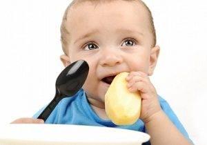 аллергия на картофель у ребенка фото