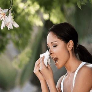 Аллергии народными средствами