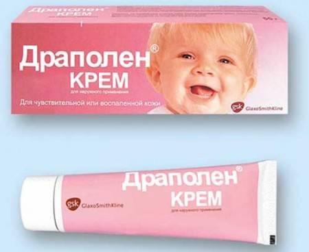 У ребенка аллергия на яблоки