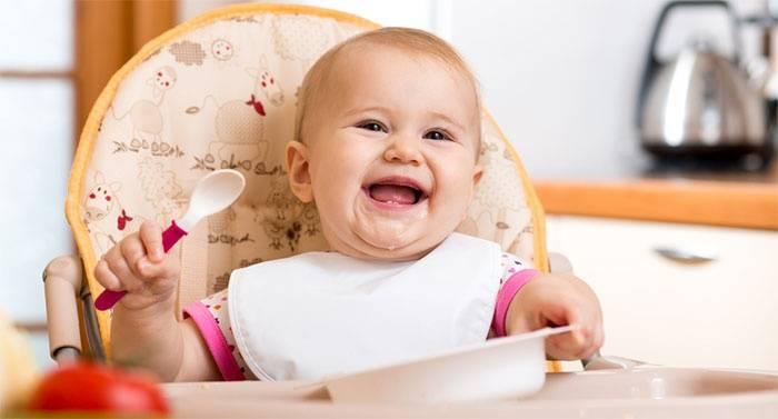 Гипоаллергенное питание для малыша
