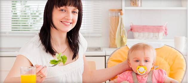 Рецепты блюд для ребенка с аллергия