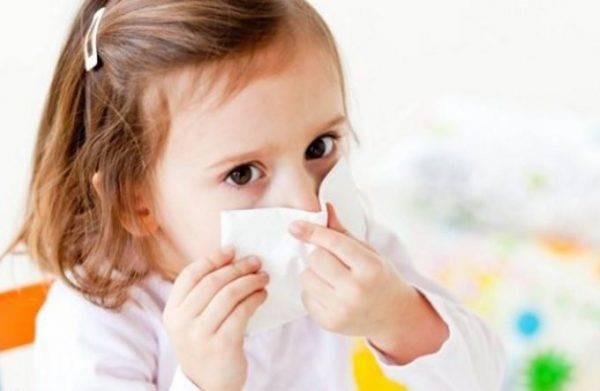 Как лечить аллергический кашель у ребенка