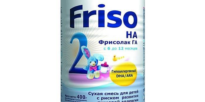 Смесь Фрисо гипоаллергенная
