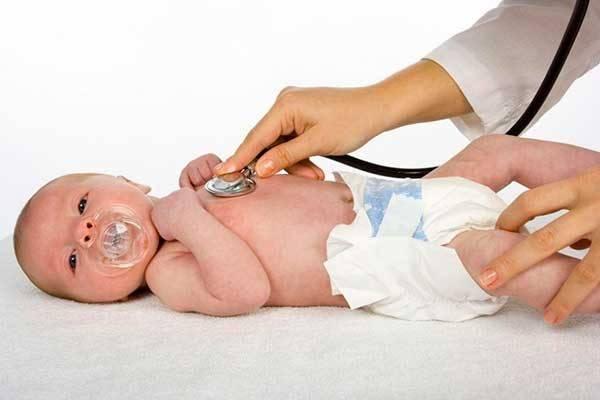 Аллергия у младенцев на детскую смесь