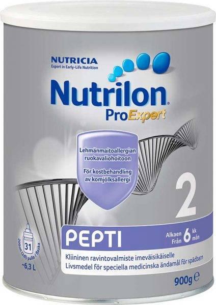 Nutrilon пепти