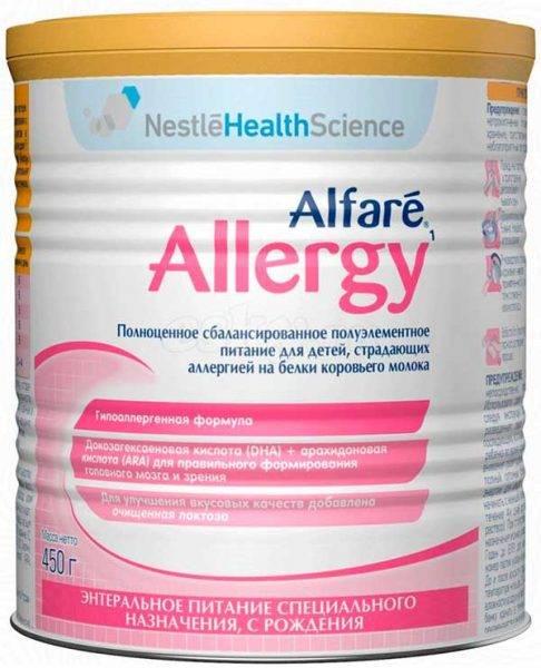 Nestle Alfare Allergy