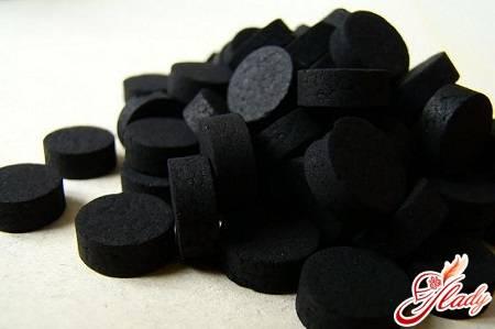 активированный уголь от аллергии