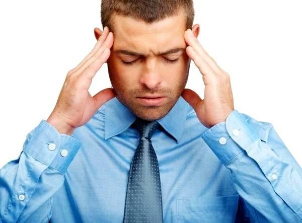 Головная боль - один из симптомов аллергической реакции