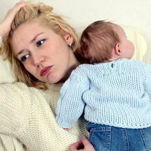 Аллергия у мамы после родов