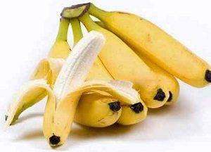 аллергия на бананы у грудничка