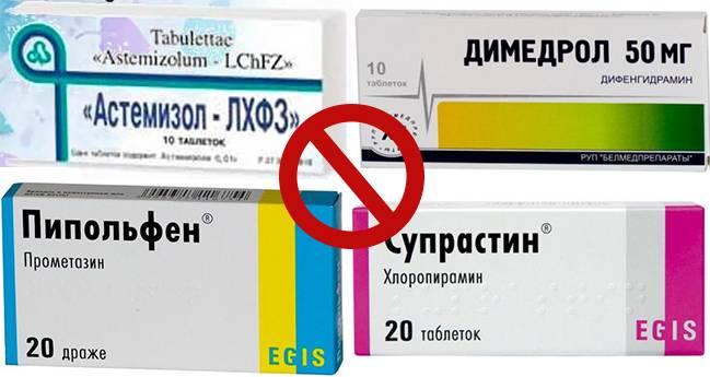 запрещенные препараты при беременности