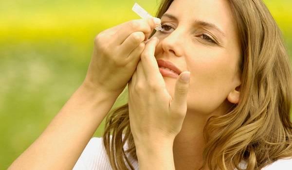 Весенний катар аллергия