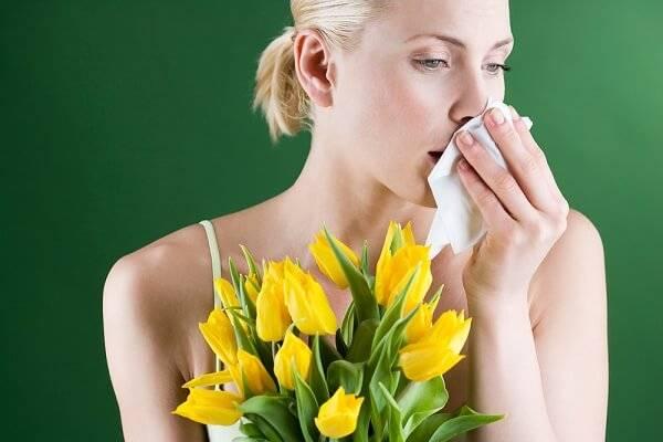 Супрастин помогает справиться с аллергией