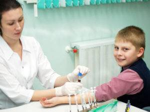 Какие сдать анализы при аллергии у ребенка