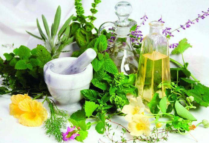 аллергический насморк лечение народными травами