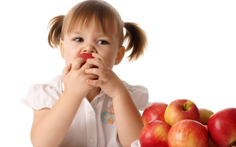 Питание при дерматите у детей