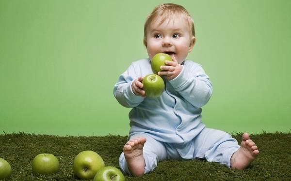 Аллергия на яблоки причины