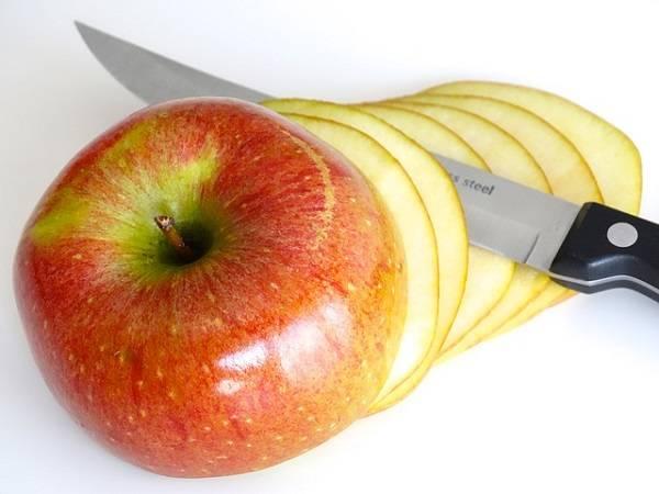 На какие яблоки может возникнуть аллергия