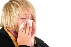 Симптомы аллергии на плесень