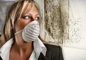 аллергия на плесень симптомы