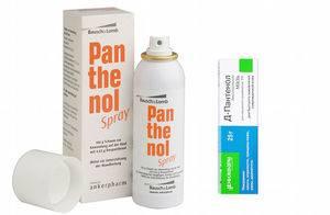 Лекарственный препарат пантенол