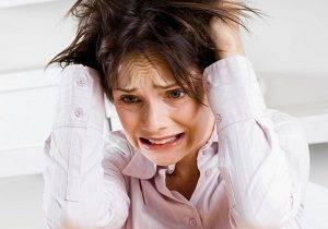 аллергия на нервной почве симптомы
