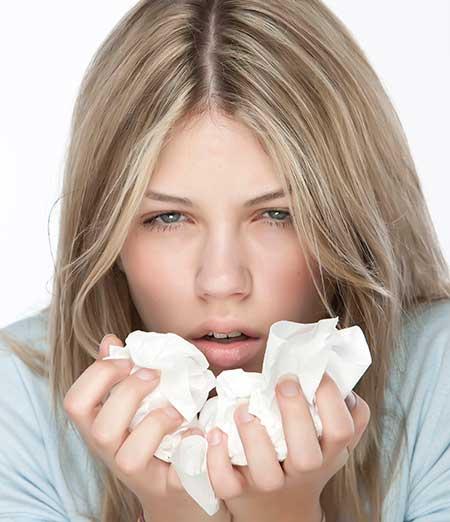 Аллергия на нервах