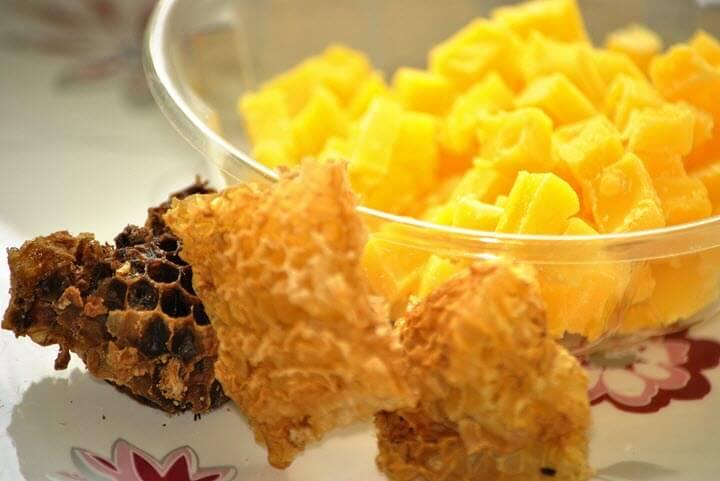 Все о пчелином воске