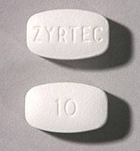 Таблетки Зиртек