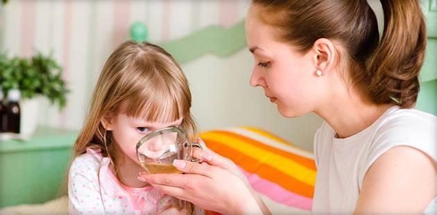 как давать капли Зиртек детям