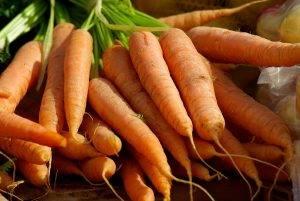 морковная реакция