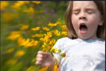 Как понять что у тебя аллергия на цветения