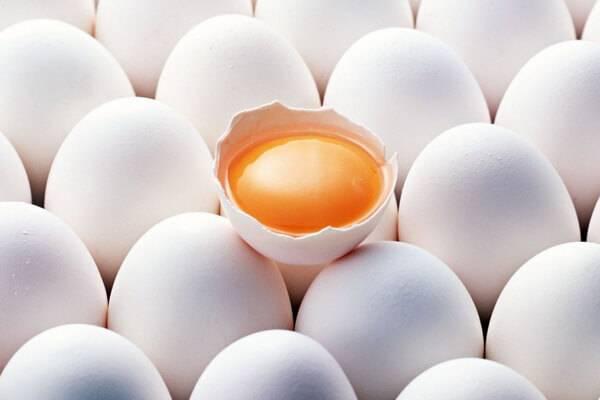 Яйца могут вызвать аллергию