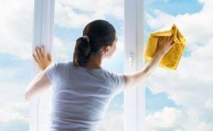 Поддержание чистоты для профилактики аллергии