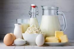 Кисломолочные продукты при аллергии