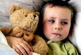 симптомы крапивницы у детей фото