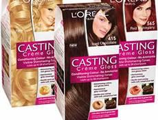Составы красок для волос