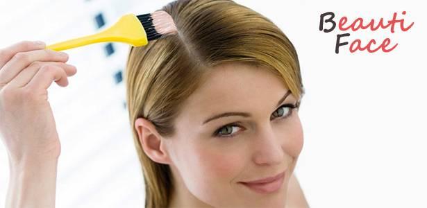 Какие симптомы появляются при аллергии на краску для волос