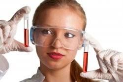 образцы крови